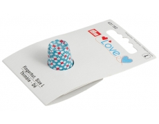 431152 Prym Love Наперсток металлический разноцветный  L