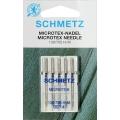 130/705H Иглы Schmetz микротекс  №90 по 5шт(VDS)